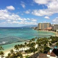 Photo taken at Aston Waikiki Beach Hotel by Roseann S. on 9/12/2011