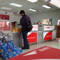 Photo taken at Lat Phrao Post Office by Golf W. on 4/19/2012