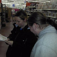 Photo taken at Walmart Supercenter by Kenny S. on 1/22/2012