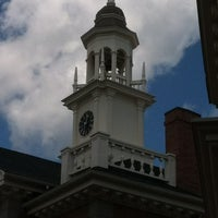 Photo taken at The Hall Of Presidents by Amanda L. on 9/5/2012