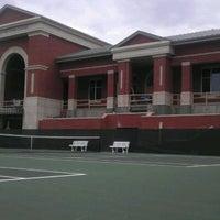Photo taken at Halton-Wagner Tennis Complex by Brian K. on 1/23/2012