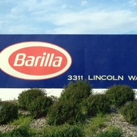 Photo taken at Barilla America Inc by Matt R. on 4/25/2012