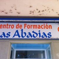 Photo taken at Centro de Formacion Las Abadias - Merida by Arild H. on 10/11/2011