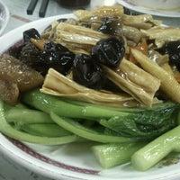 Photo taken at Cha's Restaurant by Mamoru K. on 1/31/2012