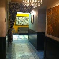 Photo taken at Antik City Hotel Prague by Anna P. on 8/17/2012