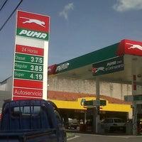Photo taken at PUMA La Rábida by Fuleado on 7/14/2012