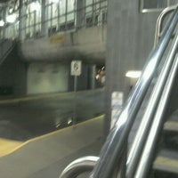 Photo taken at MBTA Ruggles Station by Kim D. on 10/28/2011