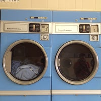 Photo taken at Coin Laundry by Zack M. on 4/3/2012