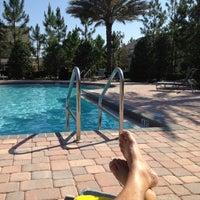 Photo taken at Midtowne Pool by Keith P. on 5/25/2012