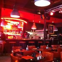 Photo taken at Indiana Café – Montparnasse by A 1. on 1/1/2012