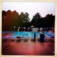 Photo taken at Buhr Park Pool & Outdoor Ice Arena by Jessica S. on 7/19/2012