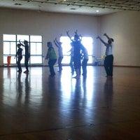 Photo taken at Ballet studio level 4 by Eric Q. on 2/28/2012