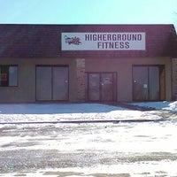 Photo taken at Higherground Fitness by K. K. on 2/12/2012