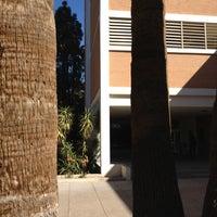 Photo taken at G. Homer Durham Language & Literature Building by Jeff H. on 2/27/2012