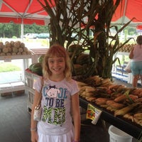 Photo taken at Boone Hall Farms by Kelly J. on 8/1/2012