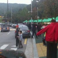 Photo taken at 갈미한글공원 by Sung-Yeon K. on 10/9/2011