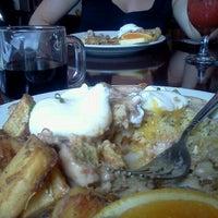 Photo taken at Mill City Café by Richard A. on 9/10/2011