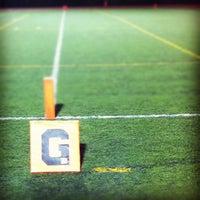 Photo taken at Corbus Field by John N. on 10/30/2011