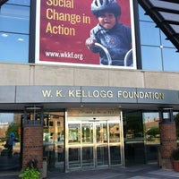 Photo taken at W.K. Kellogg Foundation by Ryan F. on 7/21/2011