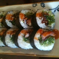 Photo taken at Zushi Asia Downtown by Amanda E. on 3/26/2011