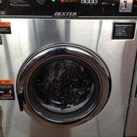 Photo taken at Super Brite Kings Laundry INC by Rasheem J. on 3/17/2012