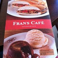 Photo taken at Fran's Café by Elaine P. on 6/30/2012