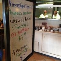 Photo taken at Pancakes R Us by Eric O. on 5/26/2012
