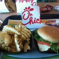 Photo taken at Chick-fil-A by Eric R. on 8/18/2012