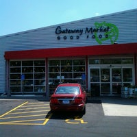 Photo taken at Gateway Market & Cafe by Susie N. on 6/14/2012