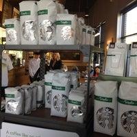 Photo taken at Starbucks by Lauren V. on 4/7/2012