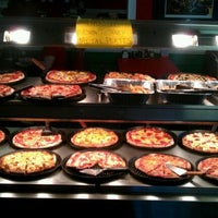 Photo taken at Jaspare's Pizza & Fine Italian Foods by Kevin R. on 5/17/2012