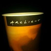 Photo taken at ArcLight Cinemas by Ashly C. on 3/26/2012
