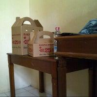 Photo taken at Hotel Asia Afrika Pasar Kembang by robby s. on 7/16/2012