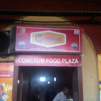 Photo taken at COMESUM The Food Plaza by Deepankar D. on 4/23/2012