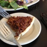 Photo taken at Side Oats Cafe by Leslie D. on 3/30/2012