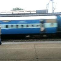 Photo taken at Thrissur Railway Station by Salman K. on 9/9/2012