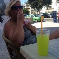 Photo taken at Paraiso de Alcudia by Anja on 8/28/2012