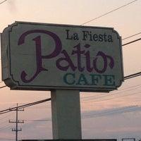 Photo taken at La Fiesta Patio Cafe by Cynthia L. on 5/22/2012