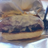 Photo taken at Zack's Hotdogs - White Marsh by Mi C. on 2/15/2012