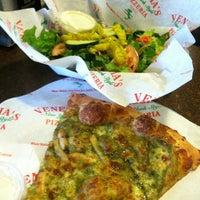 Photo taken at Venezia's Pizzeria by Holly D. on 5/20/2012