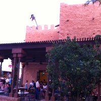 Photo taken at Restaurant Marrakesh by Troy P. on 4/1/2012