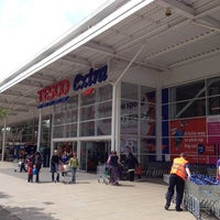 Photo taken at Tesco Extra by Ashley B. on 6/23/2012