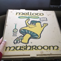 Photo taken at Mellow Mushroom by Angela L. on 3/3/2012