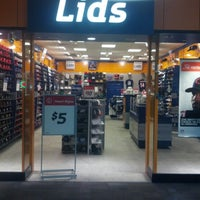 Photo taken at Lids by Jaclyn P. on 9/3/2012