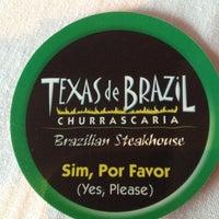 Photo taken at Texas de Brazil by Alex I. on 4/28/2012