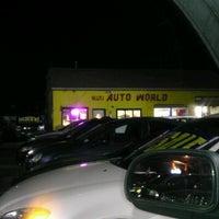 Photo taken at Nu 2 U Auto World Llc by King R. on 2/28/2012