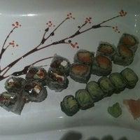Photo taken at Red Ginger Sushi & Hibachi by Lori S. on 7/13/2012
