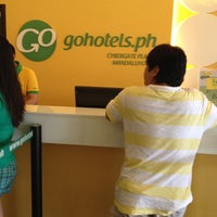 Photo taken at Go Hotels by Kikaymuch.Me C. on 5/3/2012