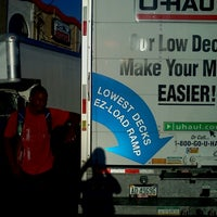 Photo taken at U-Haul of Brighton by Dexter on 8/27/2012
