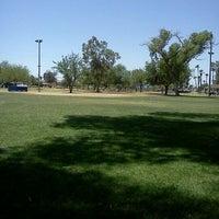 Photo taken at Reid Park by Lorissa B. on 5/26/2012